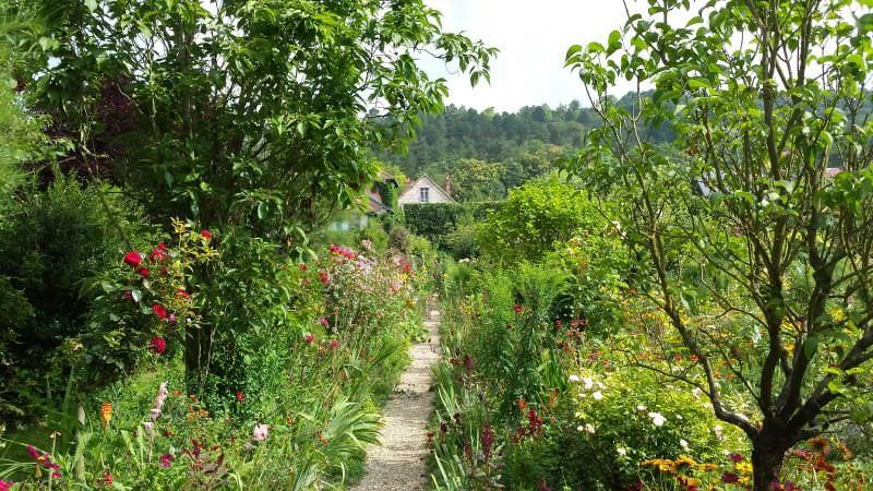 Monet Garten 6