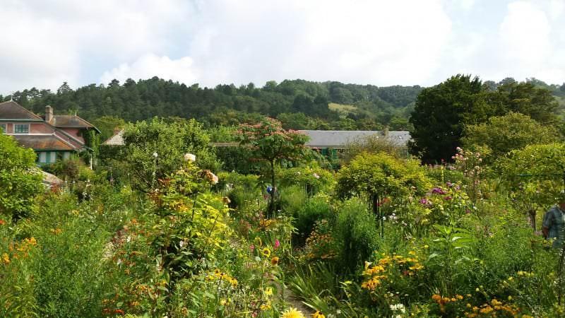 Monet Garten 5