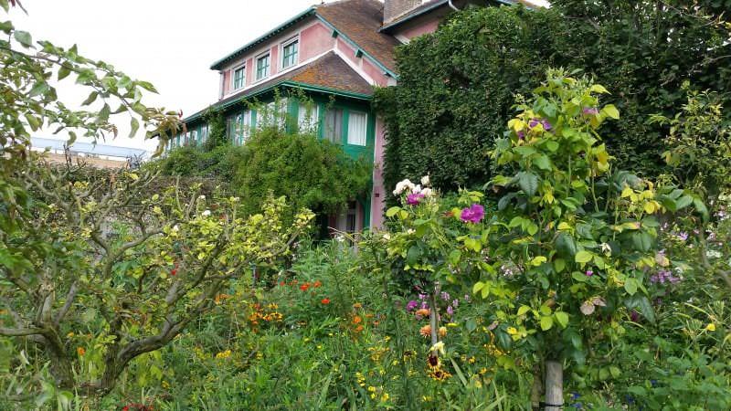 Monet Garten 3