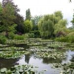 Monets Wassergarten in Giverny