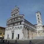 Städten Lucca in Florenz