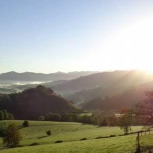 Jakobsweg - in den  Pyrenähen