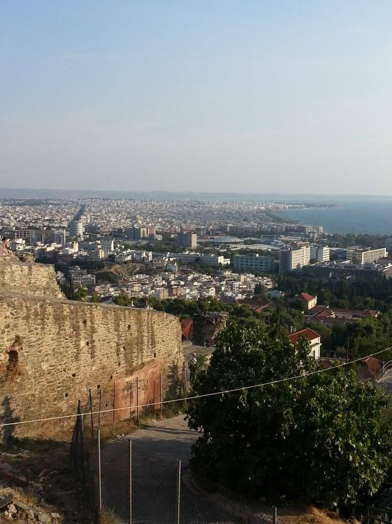 Thessaloniki | Ya mas