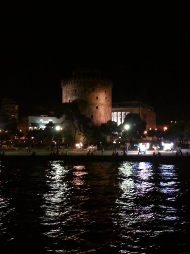 Thessaloniki - White Tower