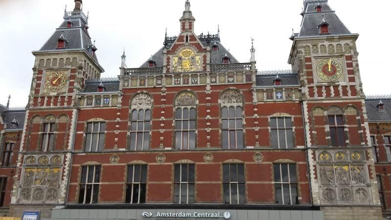 Kurzurlaub in Amsterdam