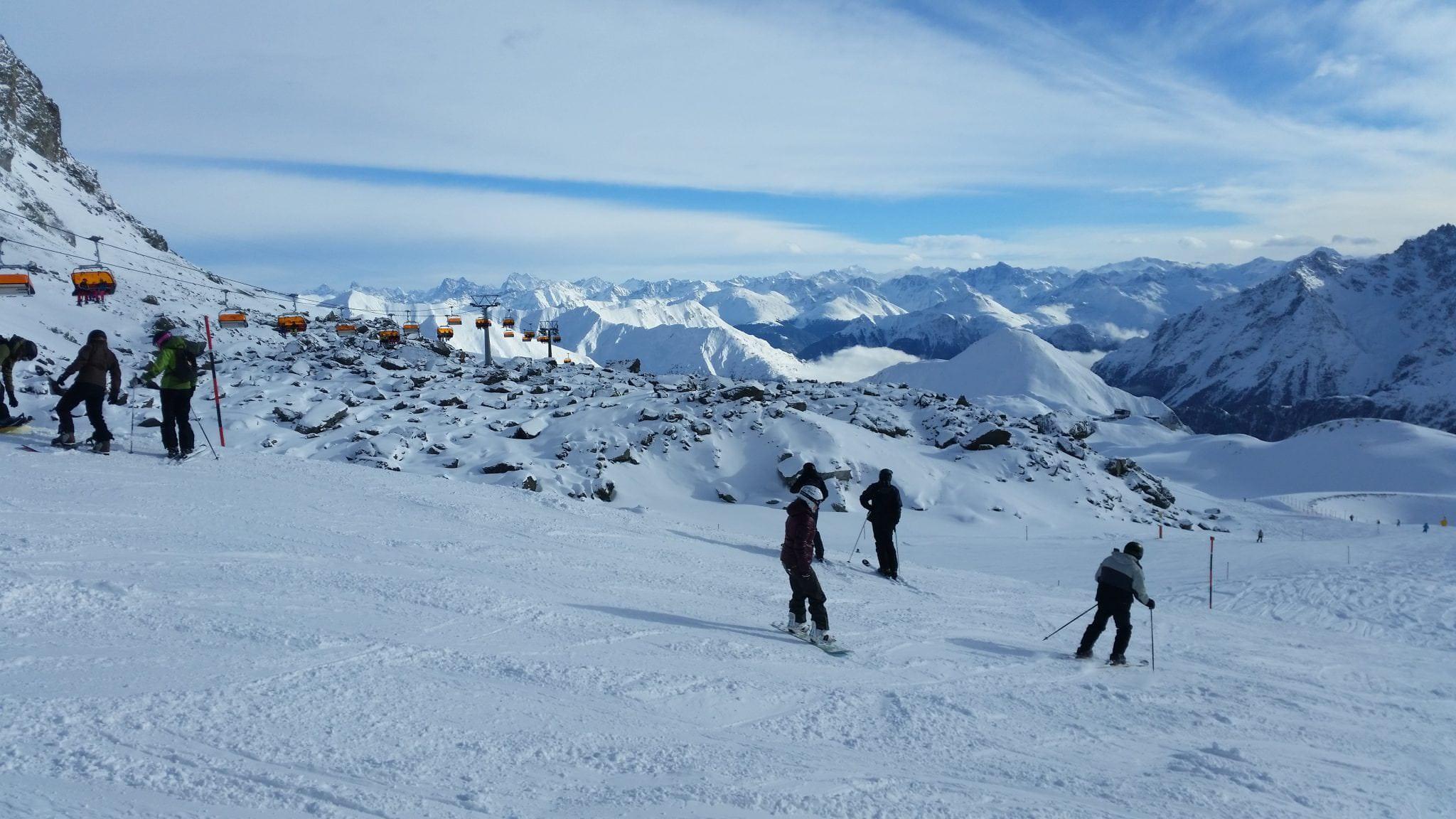 Skigebiete Teil 1: Ischgl – das Winterwonderland