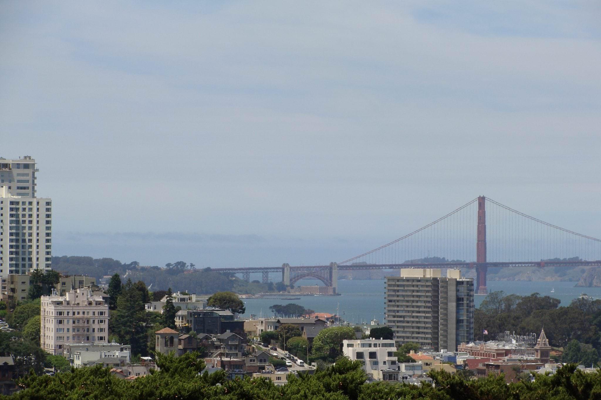 San Francisco an nur einem Tag erkunden
