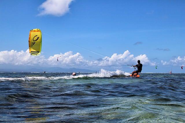 Die besten Orte zum Kitesurfen