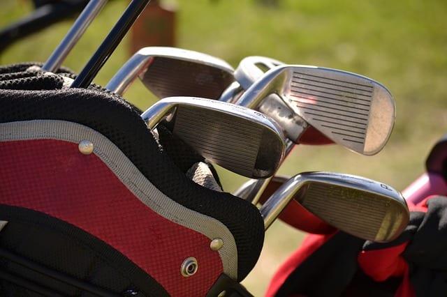 Vorbereitungen auf einen Golf-Urlaub