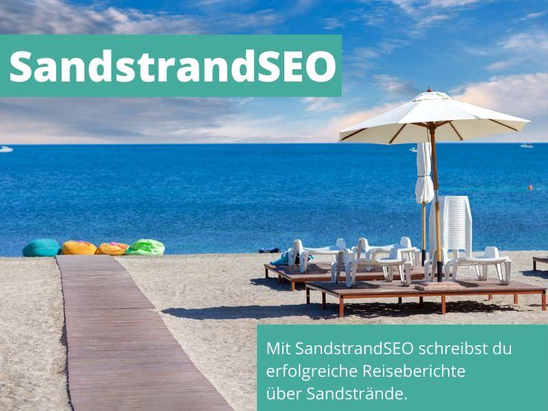 Infografik über SandstrandSEO