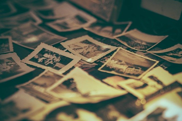 Fotoalbum oder Smartphone-Galerie
